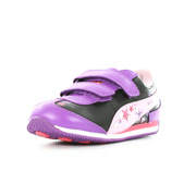 Puma Speeder girls light up kids