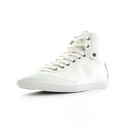 Le Coq Sportif Provencale mid canvas leather
