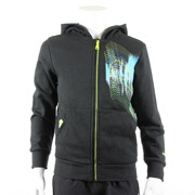 Puma Jr Fd Ind Gr Hooded Swjacket