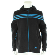 Adidas Sweat capuche YB Fz Hooded