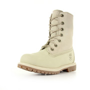 Timberland Authentics Teddy Fleece Winter White