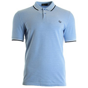 Fred Perry Slim Fit Twin Tipped Shirt