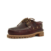 Timberland Traditional Handsewn 3 Eye Lug Burgundy