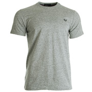 Fred Perry Crew Neck Vintage Steel Marl