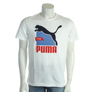 Puma Fun Cat Graphic Tee
