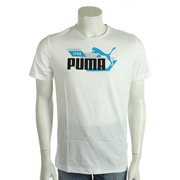 Puma Fun Puma Graphic tee WHITE