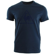 Le Coq Sportif Abrito Tee SS M Dress Blues