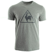 Abrito Tee SS M Light Grey