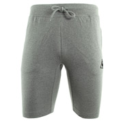 Le Coq Sportif Pant Bar Short M Light Heather Grey