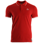 Puma Archive Polo Red