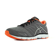 Asics Gel Zaraca 4 Carbon Silver Hot Orange