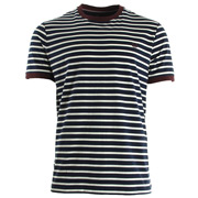 Fred Perry Breton Stripe Ringer T-Shirt