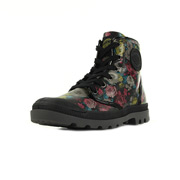 Palladium Pampa High Flo Black Flower Mu F