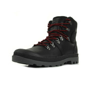Pallab Hiker Black Red Castl H