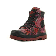 Palladium Wendy Flo Bordeaux K
