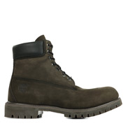 Timberland AF 6 In Prem Dark Chocolate Nubuck
