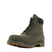 AF 6 In Premium Boot Dark Brown Nubuck