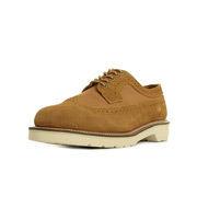 Dr. Martens 3989 Chestnut Suede Wp & Chestnut Canvas