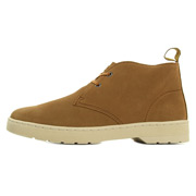 Cabrillo Hi Suede Wp Tan