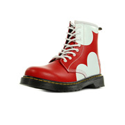 Dr. Martens Delaney HRT Red T Lamper