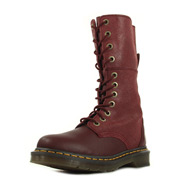 Dr. Martens Hazil Cherry Red Virginia