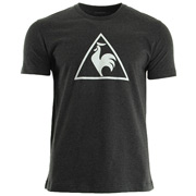 Le Coq Sportif Abrito Tee SS M Dark Heather Grey