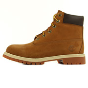 6 In Premium WP Boot Rust Nubuck