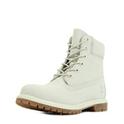 Timberland 6in Premium Boot - W Grey Waterbuck