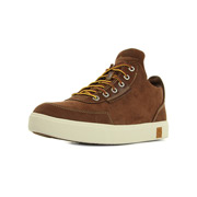 Amherst High Top Chukka Medium Brown