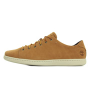 Court Side Leather Oxford Wheat Nubuck