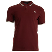 Twin Tipped Fred Perry Shirt Porto