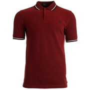 Twin Tipped Fred Perry Shirt Blood