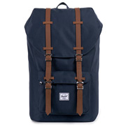 Herschel Little America Mid Volume Black