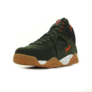 Fila Cage Q Mid Ivy Green