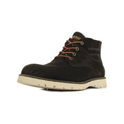 Trygve Suede Dark Brown