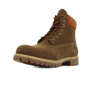 Timberland 6in Premium Boot Dark Rubber