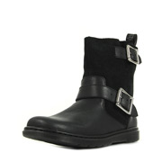 Dr. Martens Gayle Black Oily Illusion