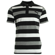 Hero Stripe Jersey Polo