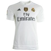 Real Home Jersey WC