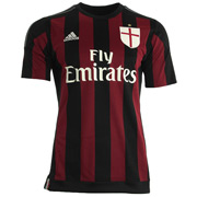 adidas Performance AC Milan Home Jersey