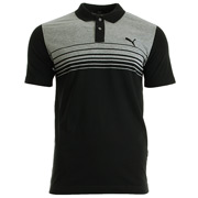 Sports Stripe Jersey Polo