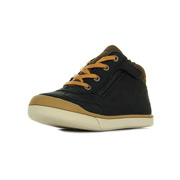 Kickers Goodluck Cuir Nevada Noir
