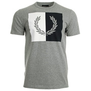 Fred Perry T Shirt Split