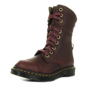 Dr. Martens Aimilita Cherry Red