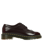 Dr. Martens 3989 Cherry Red Cambridge Brush