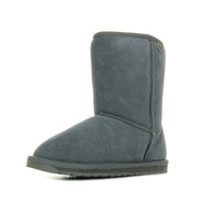 EMU Australia Wallaby LO Charcoal Anthracite