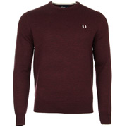 Fred Perry Classic Crew Neck