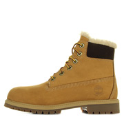 6 Inch Premium WP Shearling Wheat