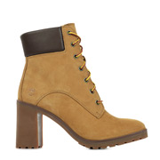 Allington 6 Lace Up Boot Wheat Nubuck