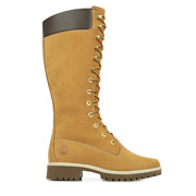14'' Waterproof Boot Wheat Nubuck